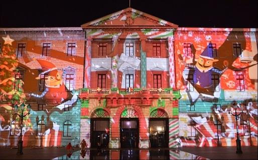 illuminations Noël Annecy 2015