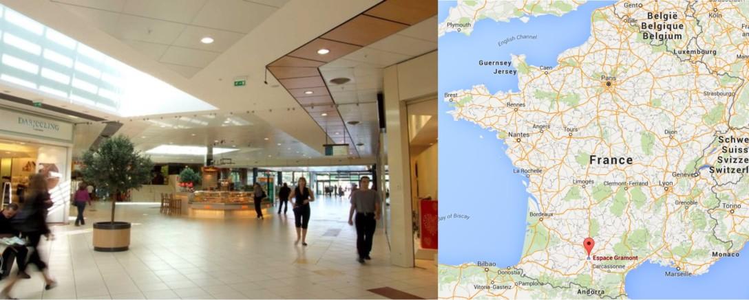 Auchan Toulouse Gramont