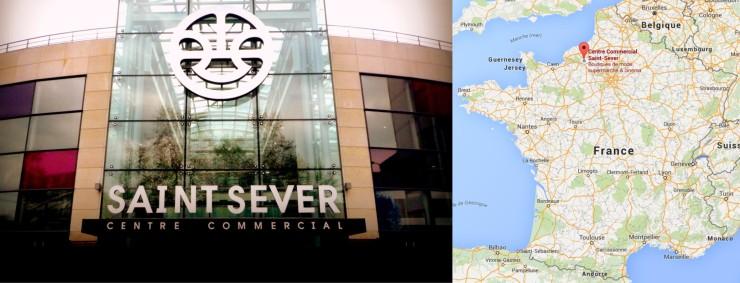 Rouen Saint Sever