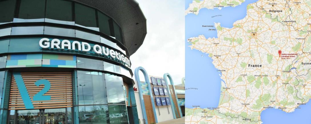 Centre commercial Grand Quetigny