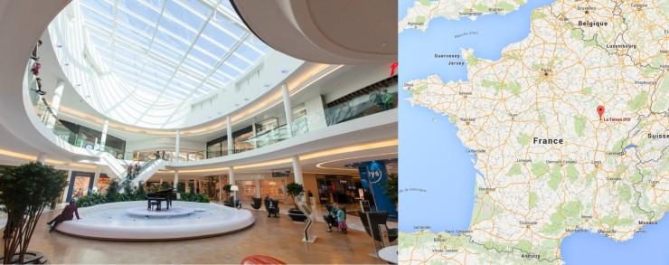 Centre commercial Carrefour Toison d'Or