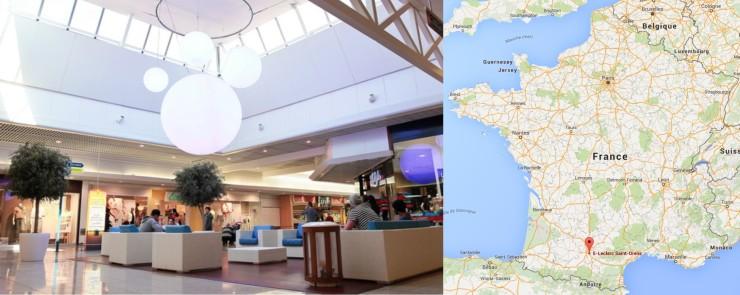 Centre commercial Toulouse Saint Orens